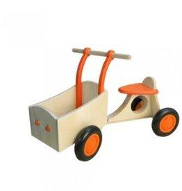 Van Dijk Toys Bakfiets Oranje