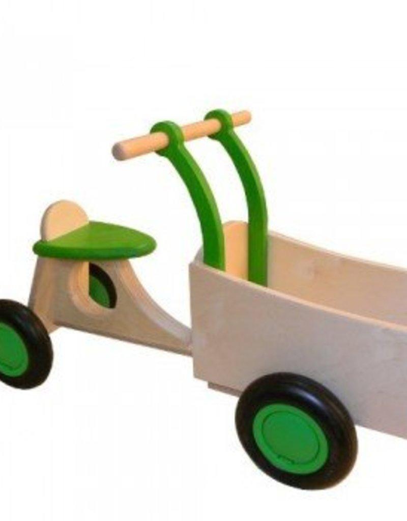 Van Dijk Toys Bakfiets Lime