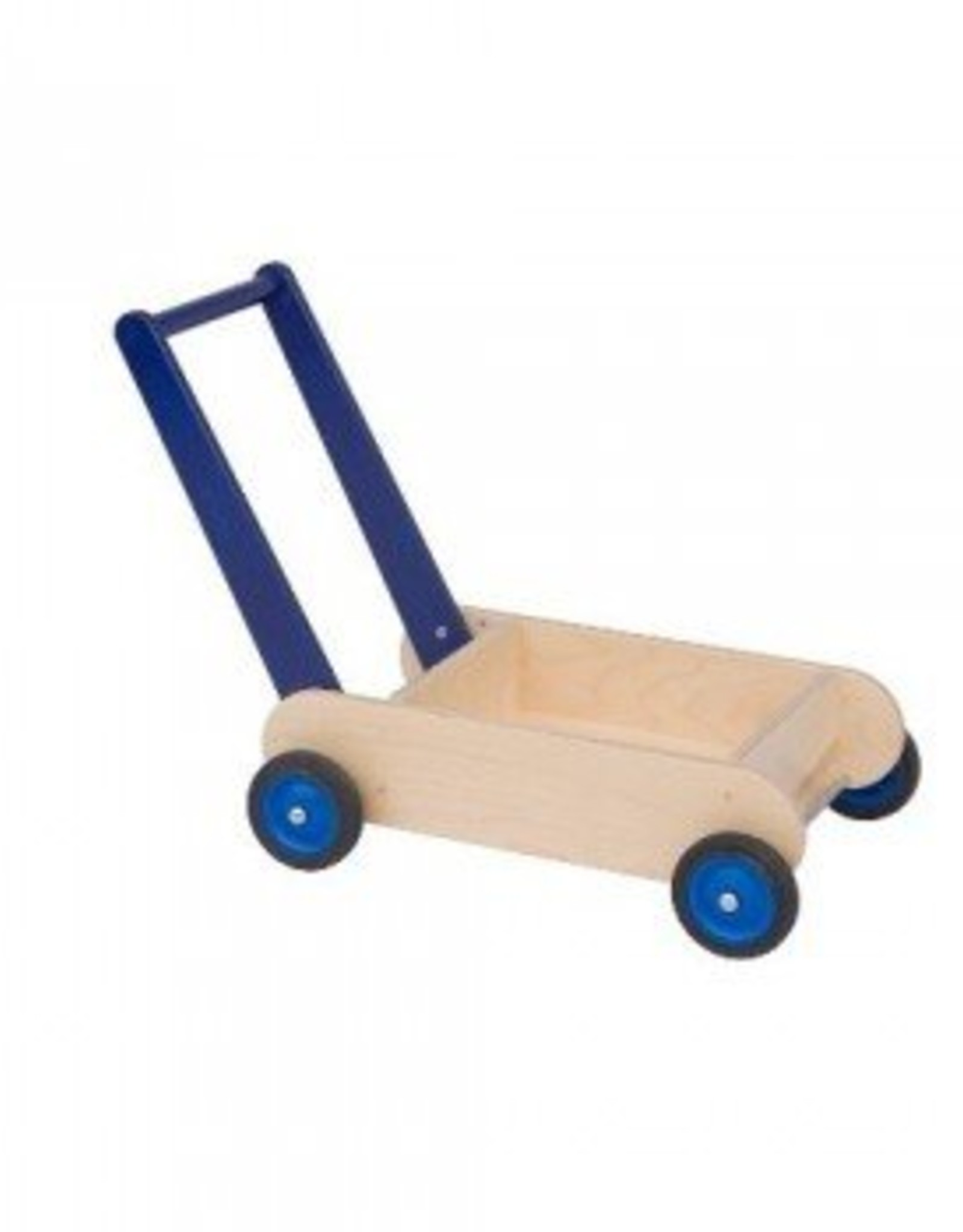 Van Dijk Toys Loopwagen Blauw