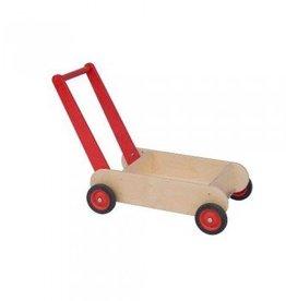 Van Dijk Toys Loopwagen Rood