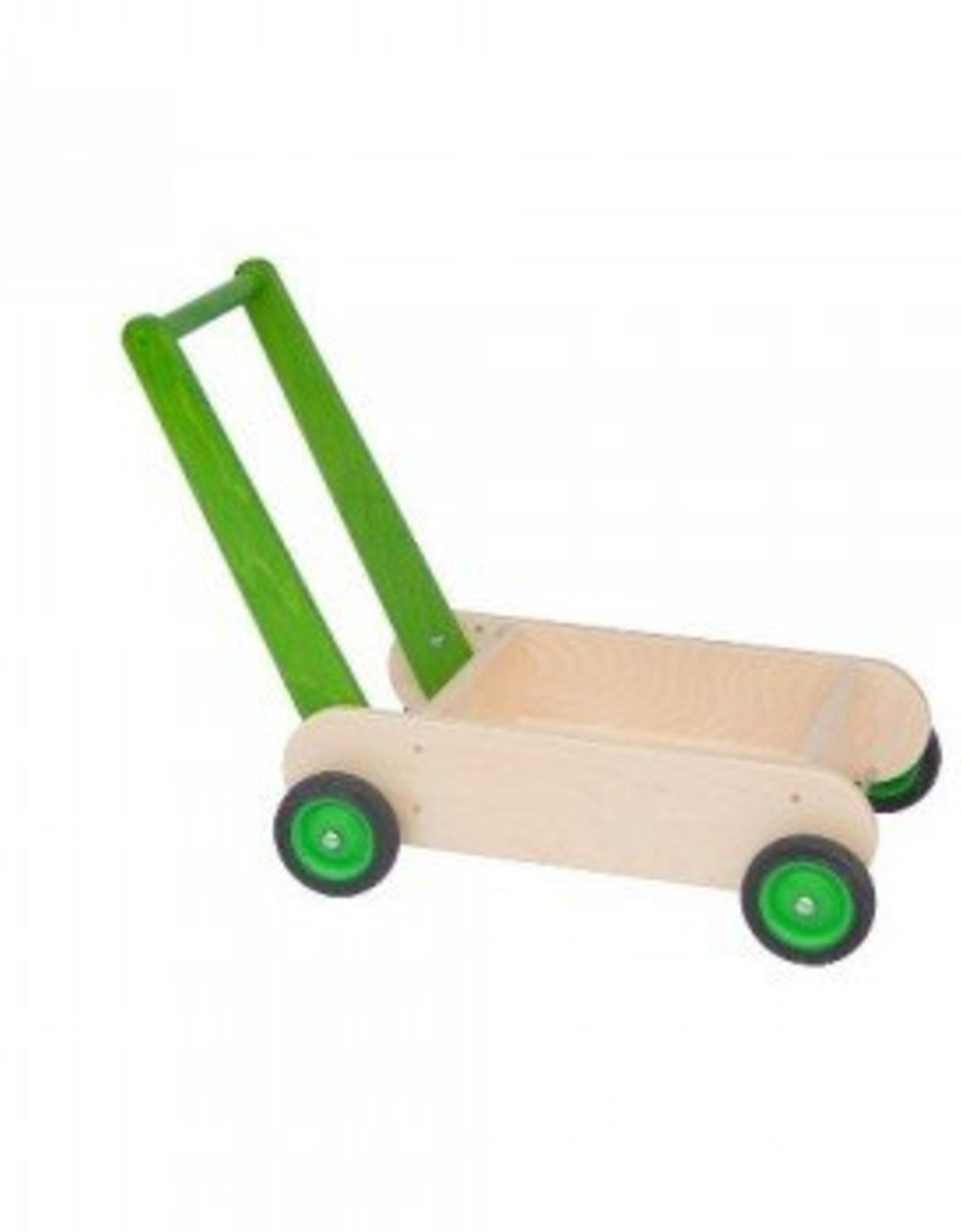 Van Dijk Toys Loopwagen Lime