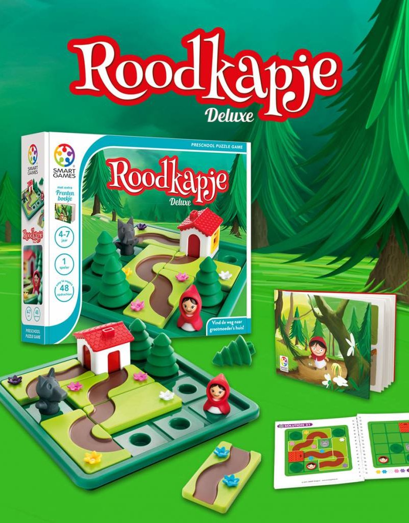 Smart Games Roodkapje Deluxe