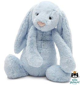 Jellycat Bunny Blauw Huge