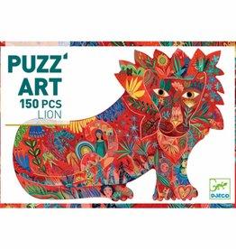 Djeco Puzzel Art Leeuw
