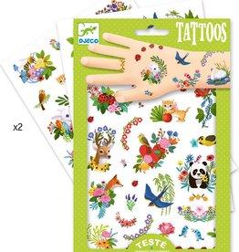 Djeco Tattoo Happy Spring