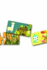 Djeco Duo-puzzel Verstoppertje