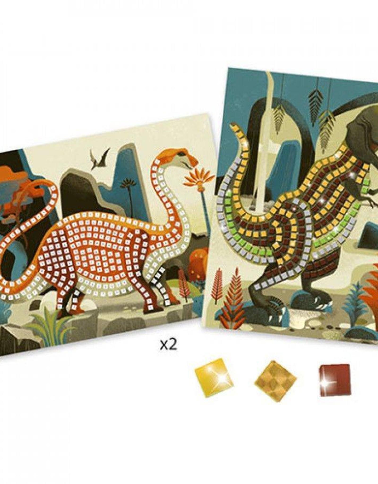Djeco Mozaiek Dino