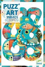 Djeco Puzzel Art Octopus