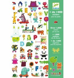 Djeco Stickers 1000