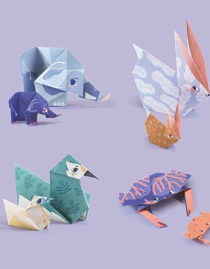 Djeco Origami Familie
