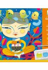 Djeco Schilderen op nummer India