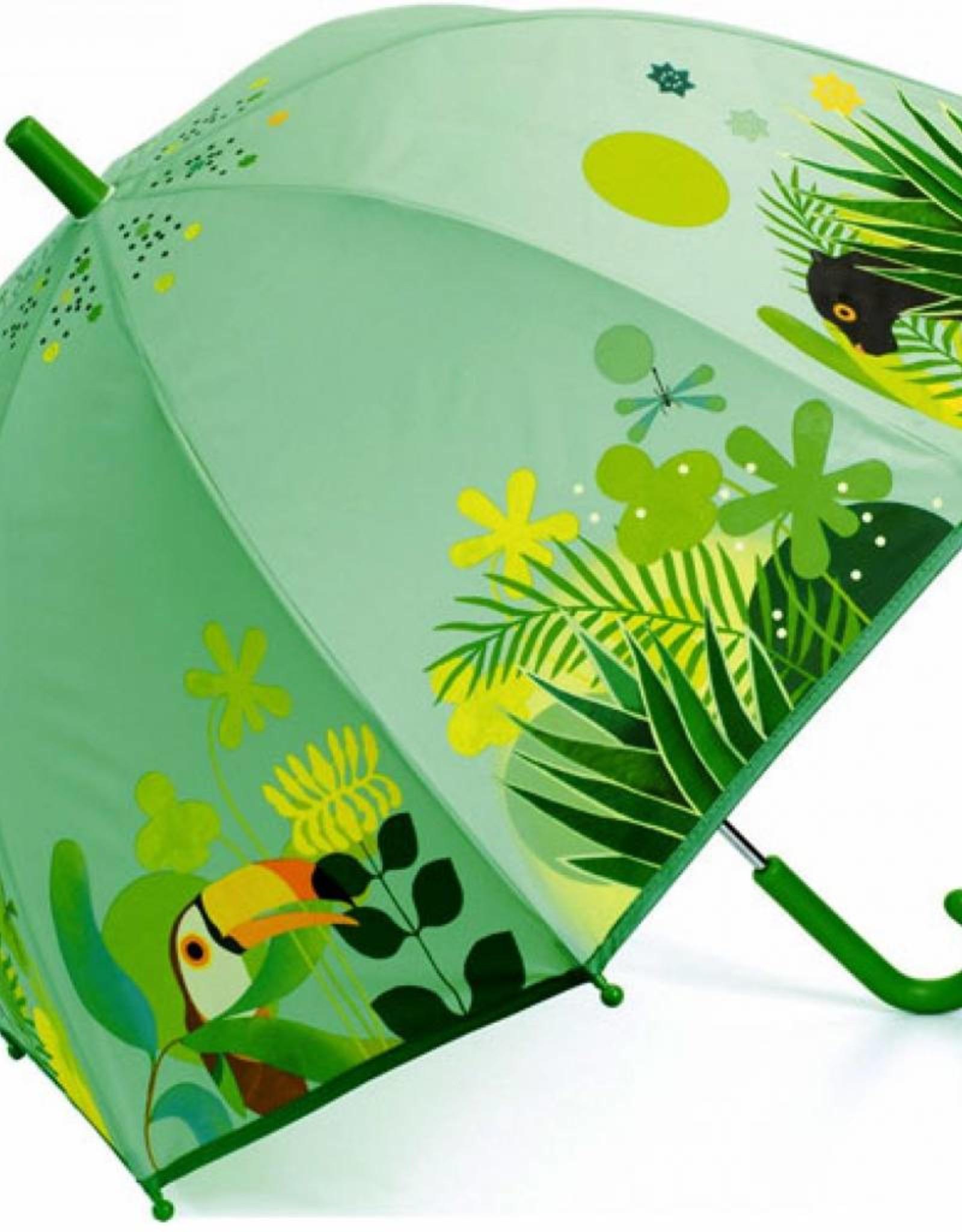 Djeco Paraplu Jungle