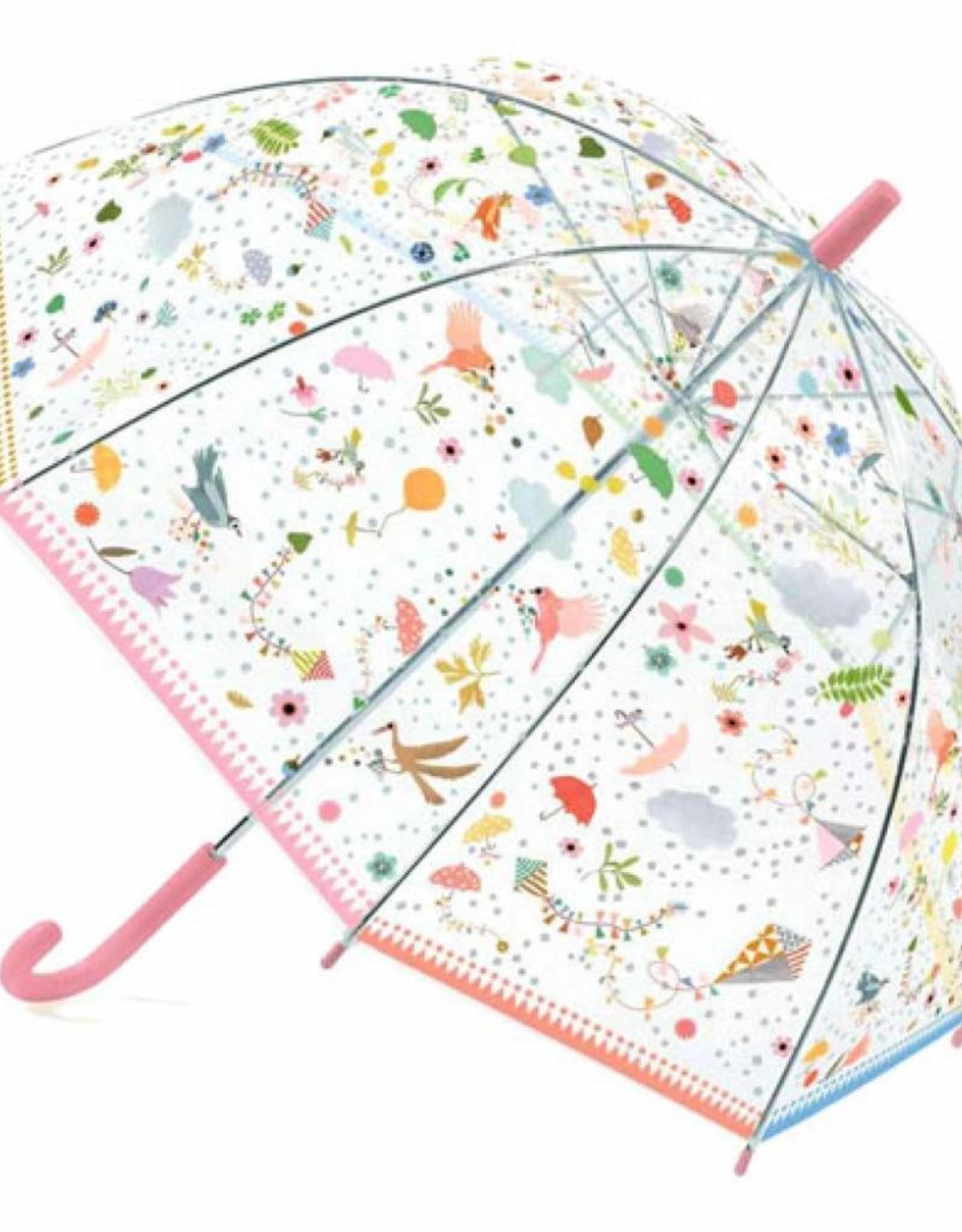 Djeco Paraplu Vogels