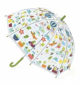 Djeco Paraplu Kikker