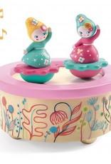 Djeco Muziekdoosje Magnetisch Bloemenmeisjes