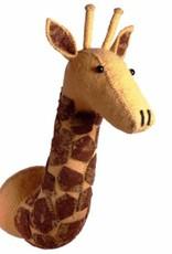 Fiona Walker Dierenkop Giraffe