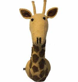 Fiona Walker Dierenkop Giraffe Mini
