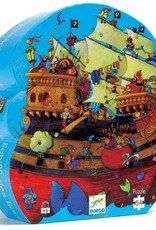 Djeco Puzzel Piratenschip