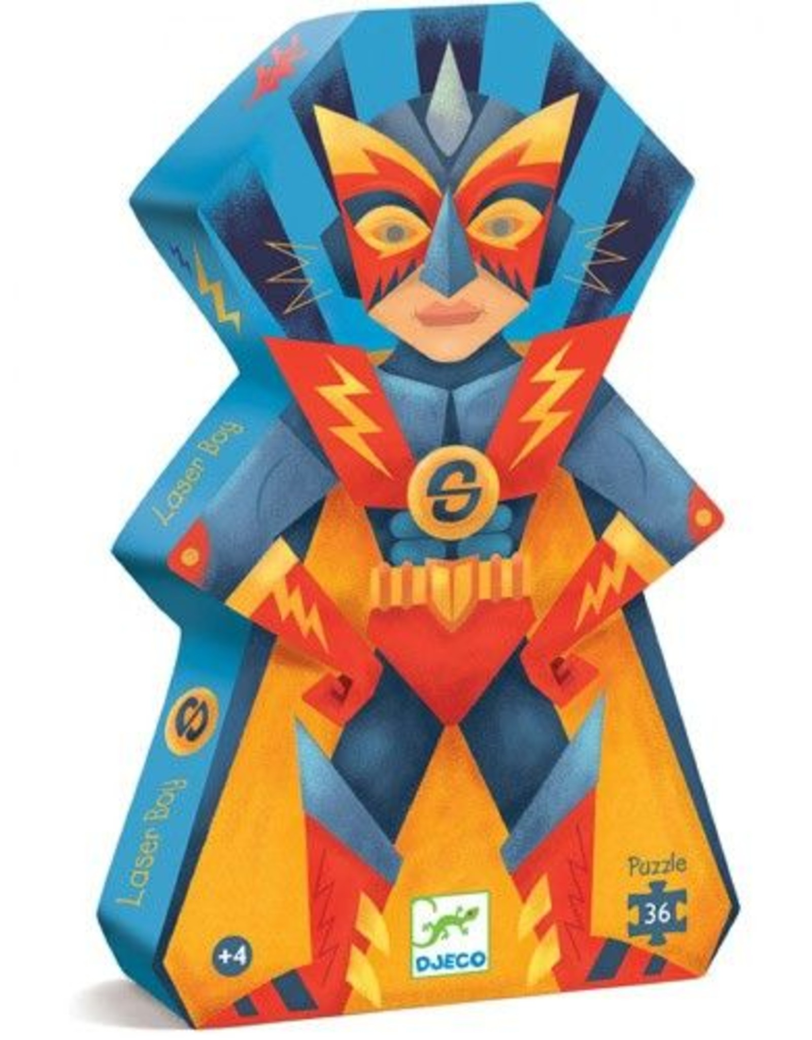 Djeco Puzzel Laser Boy
