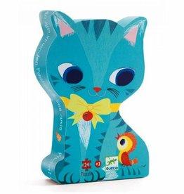 Djeco Puzzel Kat