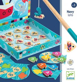 Djeco Navy Loto
