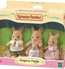 Sylvanian Families Kangaroo Familie