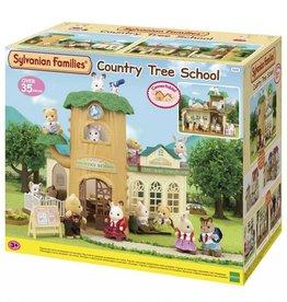 Sylvanian Families Country Tree School