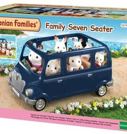 Sylvanian Families Family Seven Seater