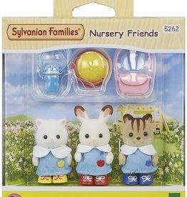 Sylvanian Families Nursery Friends