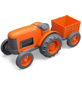 Green Toys Traktor