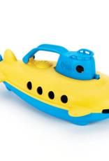 Green Toys Submarine Geel