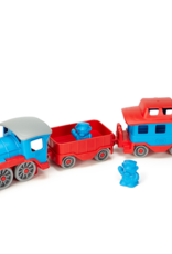 Green Toys Trein Blauw