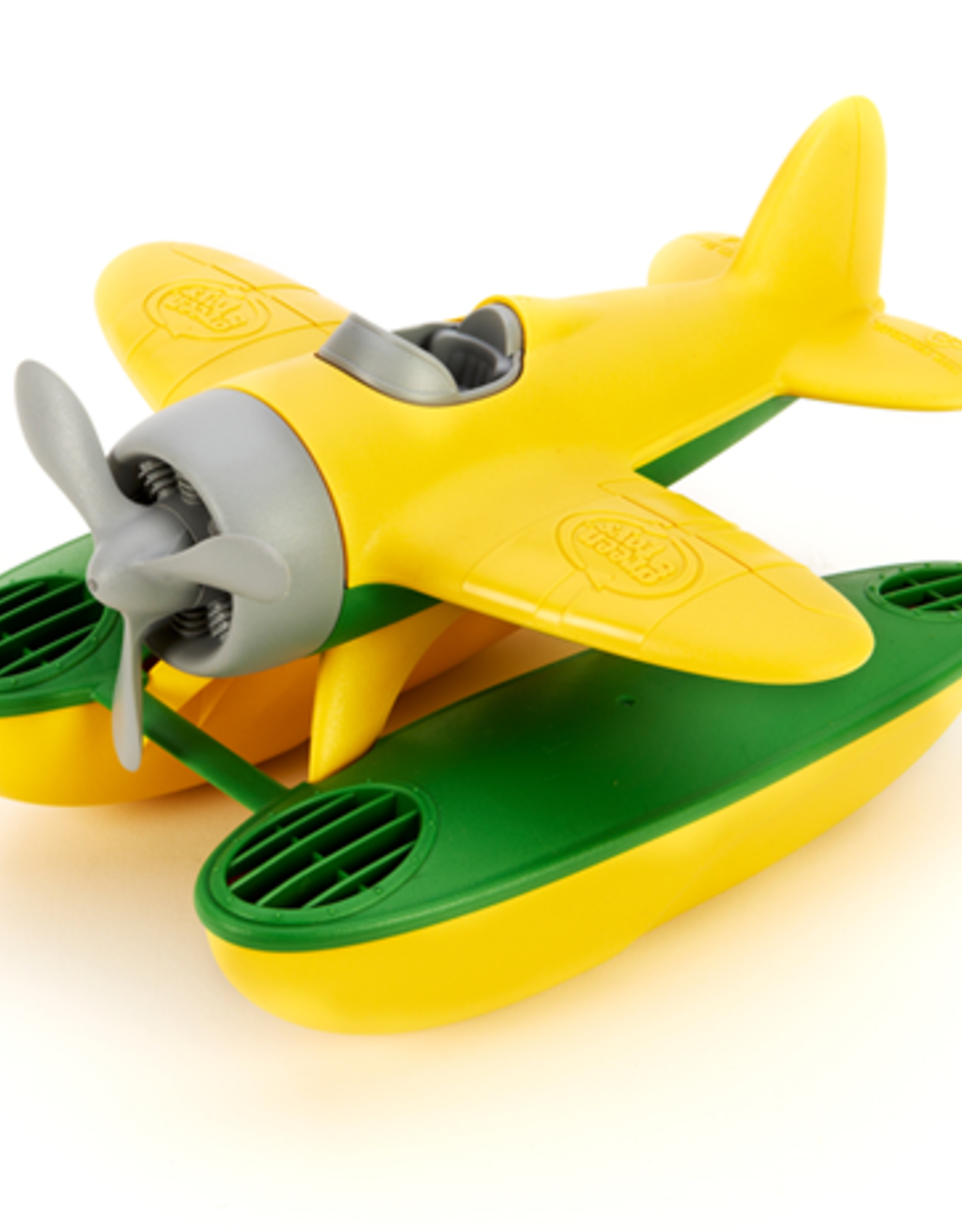 Green Toys Seaplane Geel