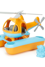 Green Toys Seacopter Oranje