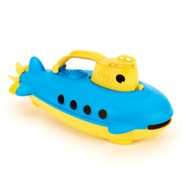 Green Toys Submarine Blauw