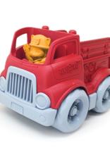 Green Toys Mini Brandweerauto
