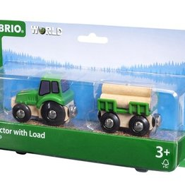 Brio Tractor Met Lading
