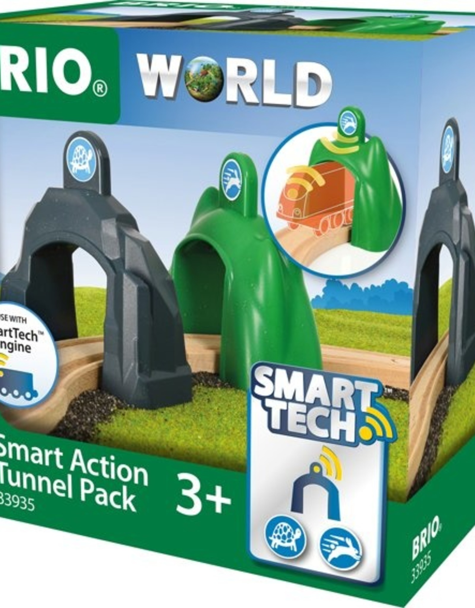 Brio Smart Tunnel Pack