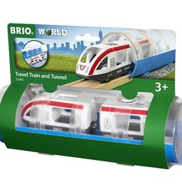 Brio Reistrein en tunnel