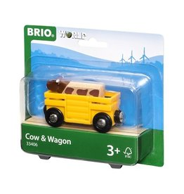 Brio Koe en Wagen