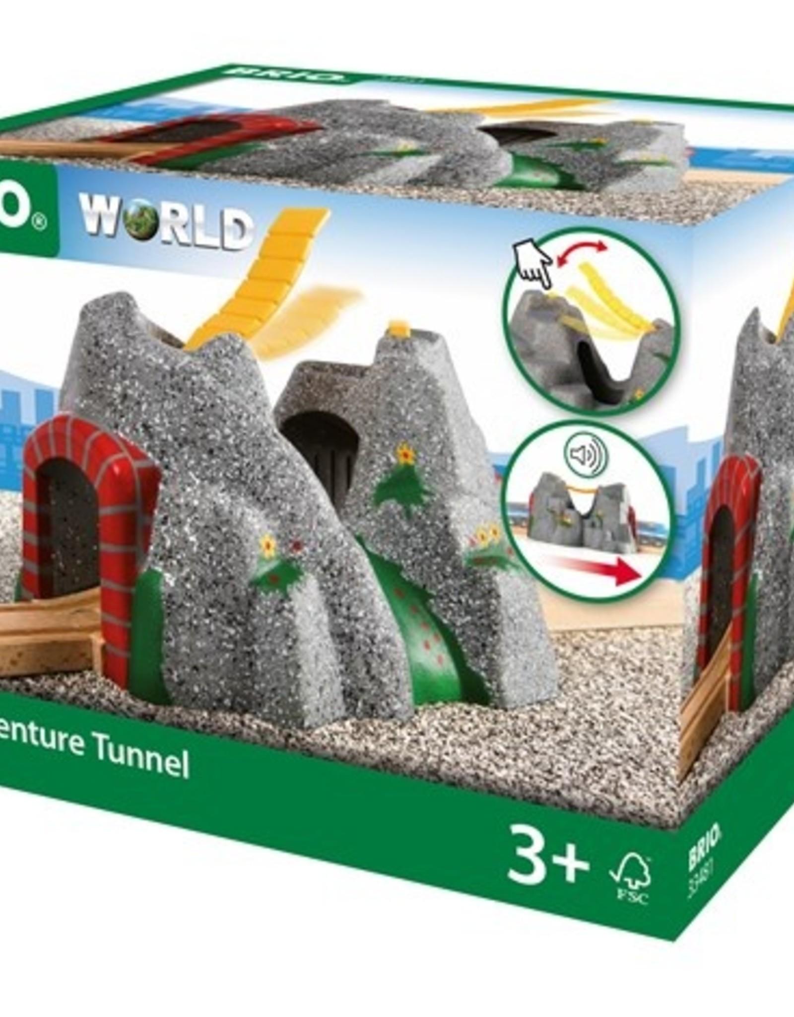 Brio Avonturen Tunnel