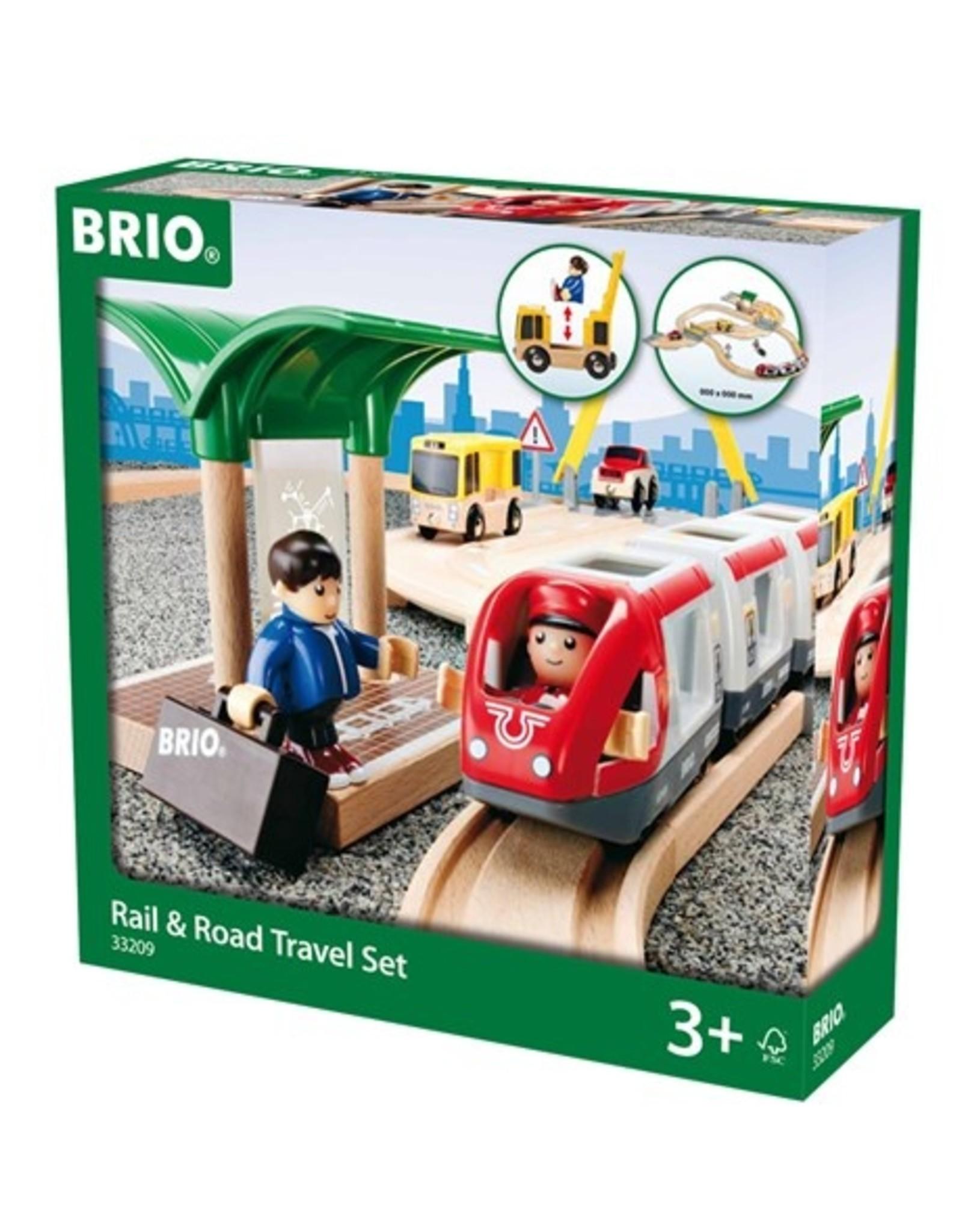 Brio Reisset Weg & Spoor