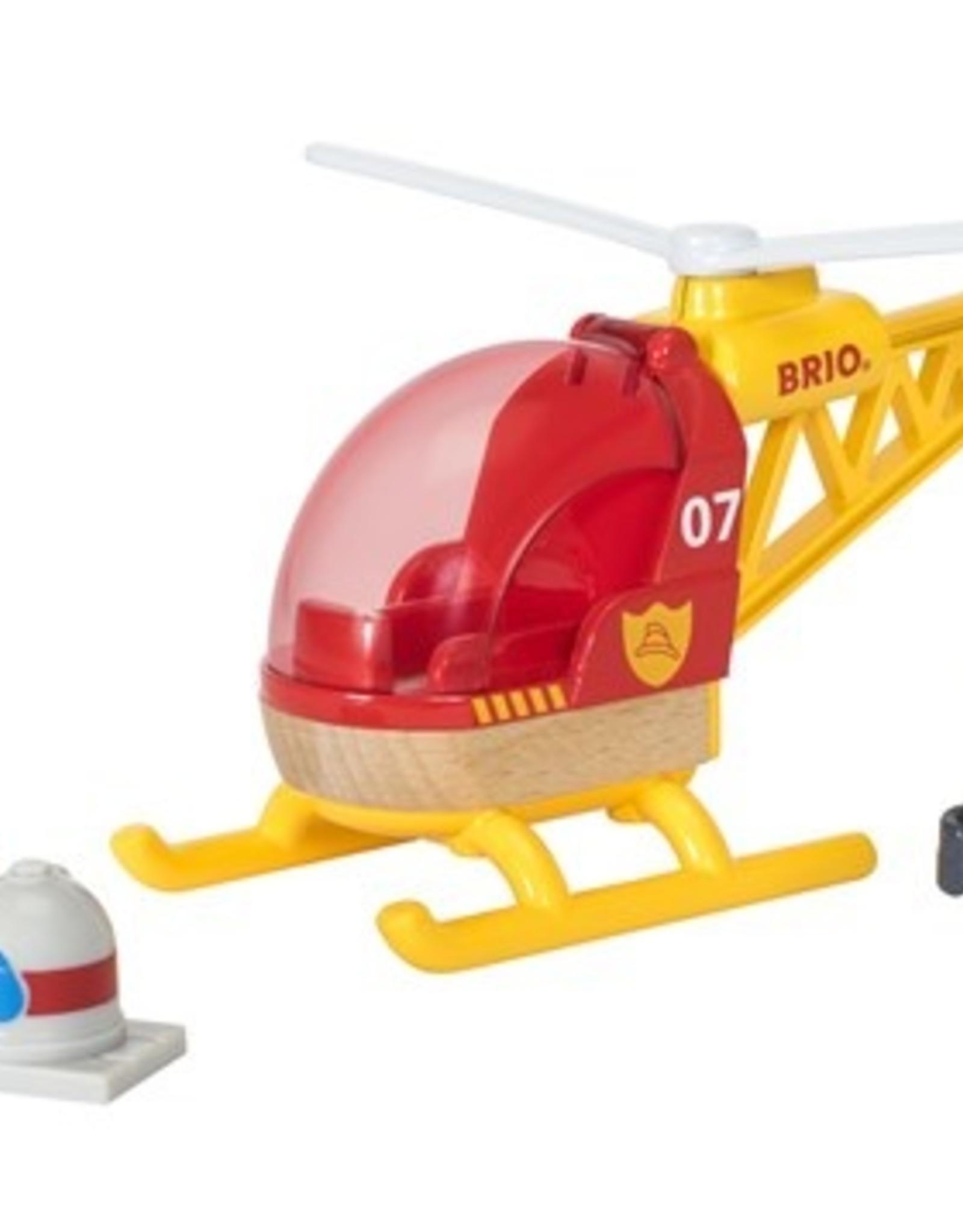 Brio Brandblus Helikopter