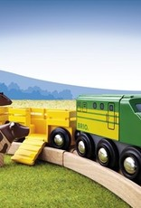 Brio Trein met Boerderijdieren