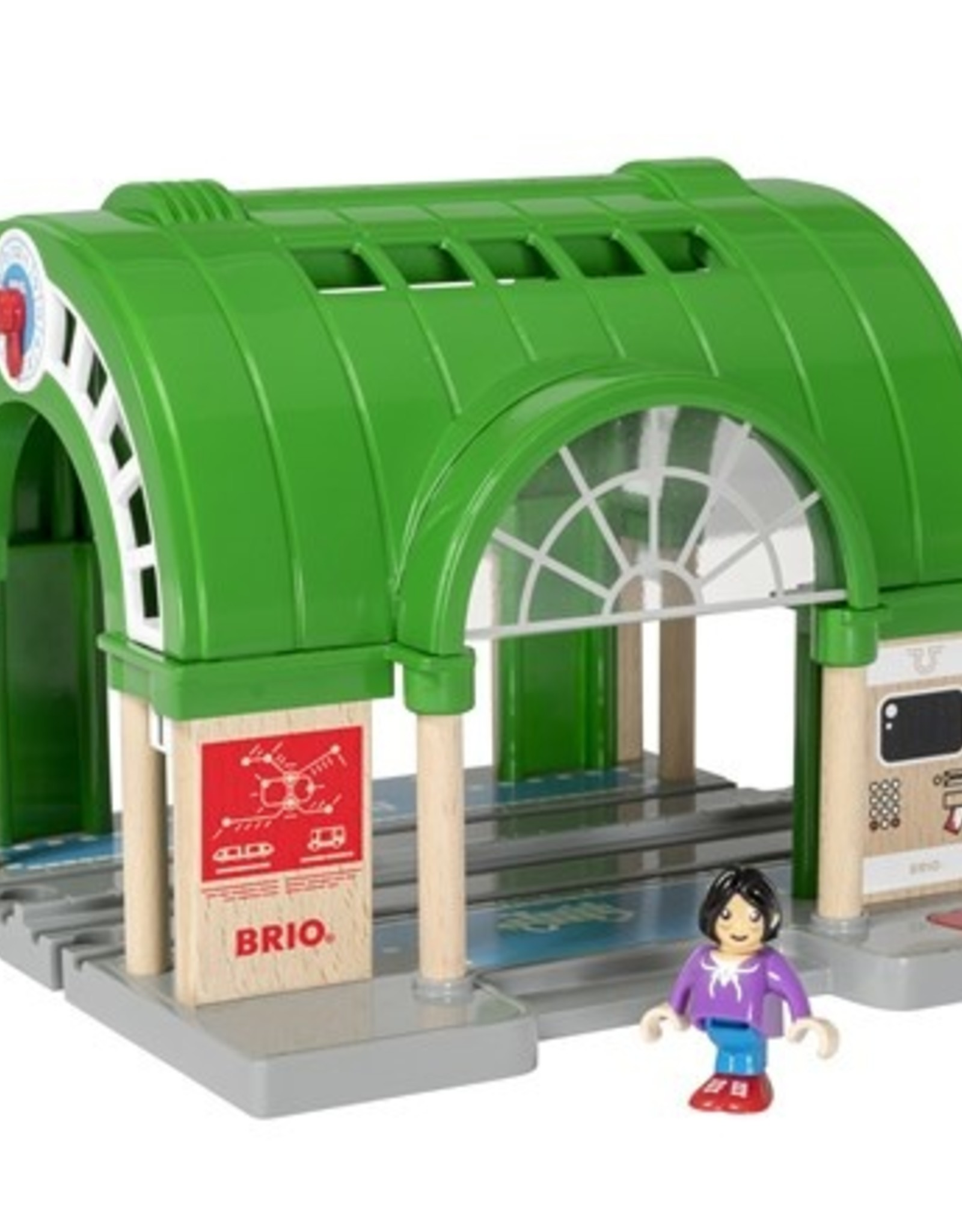 Brio Centraal treinstation