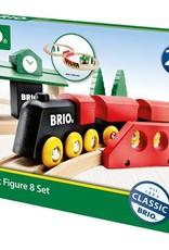 Brio Klassieke set met 8 figuurtjes