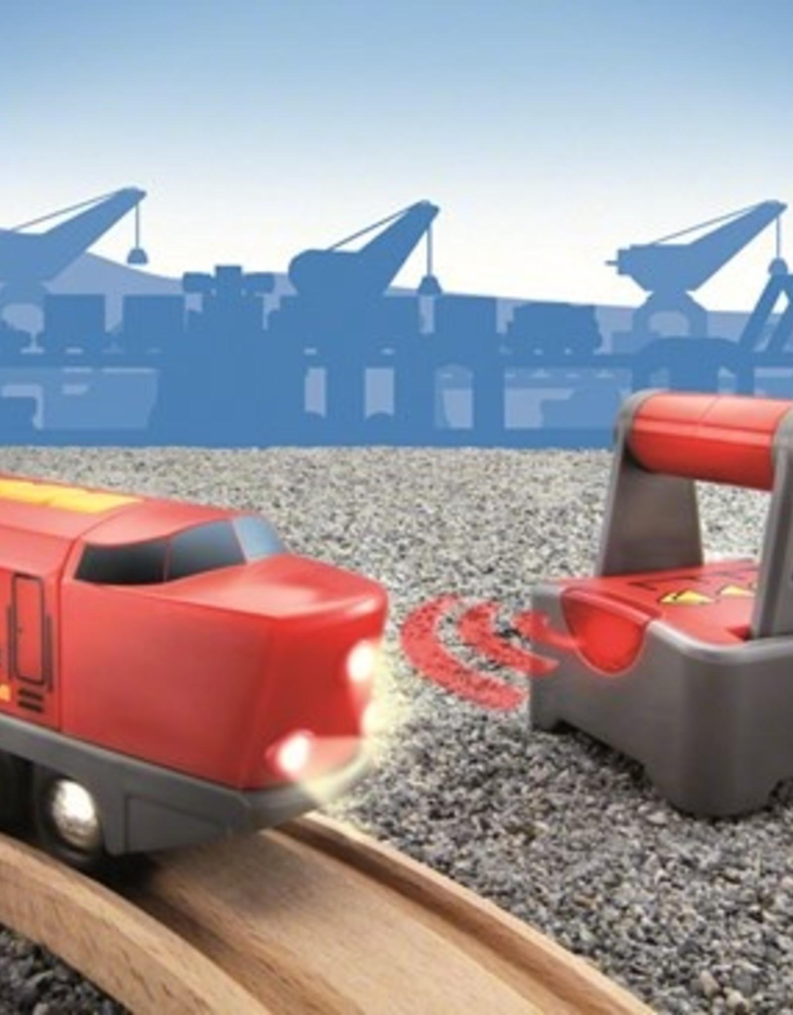 Brio Rode trein met afstandsbediening