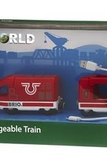 Brio Oplaadbare trein voor onderweg
