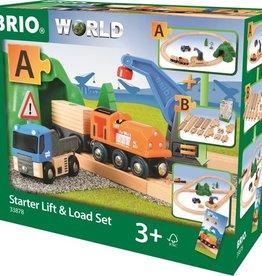 Brio Lift&Laad Startset