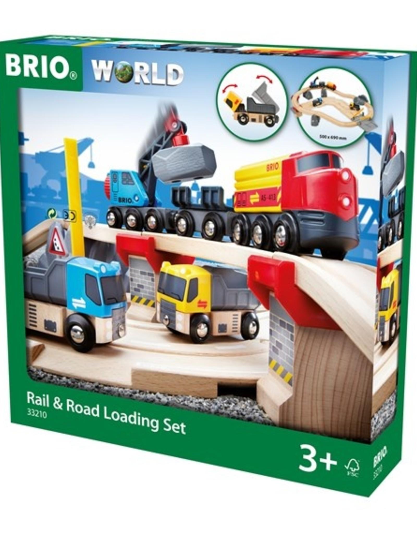 Brio Transportset Weg&Spoor